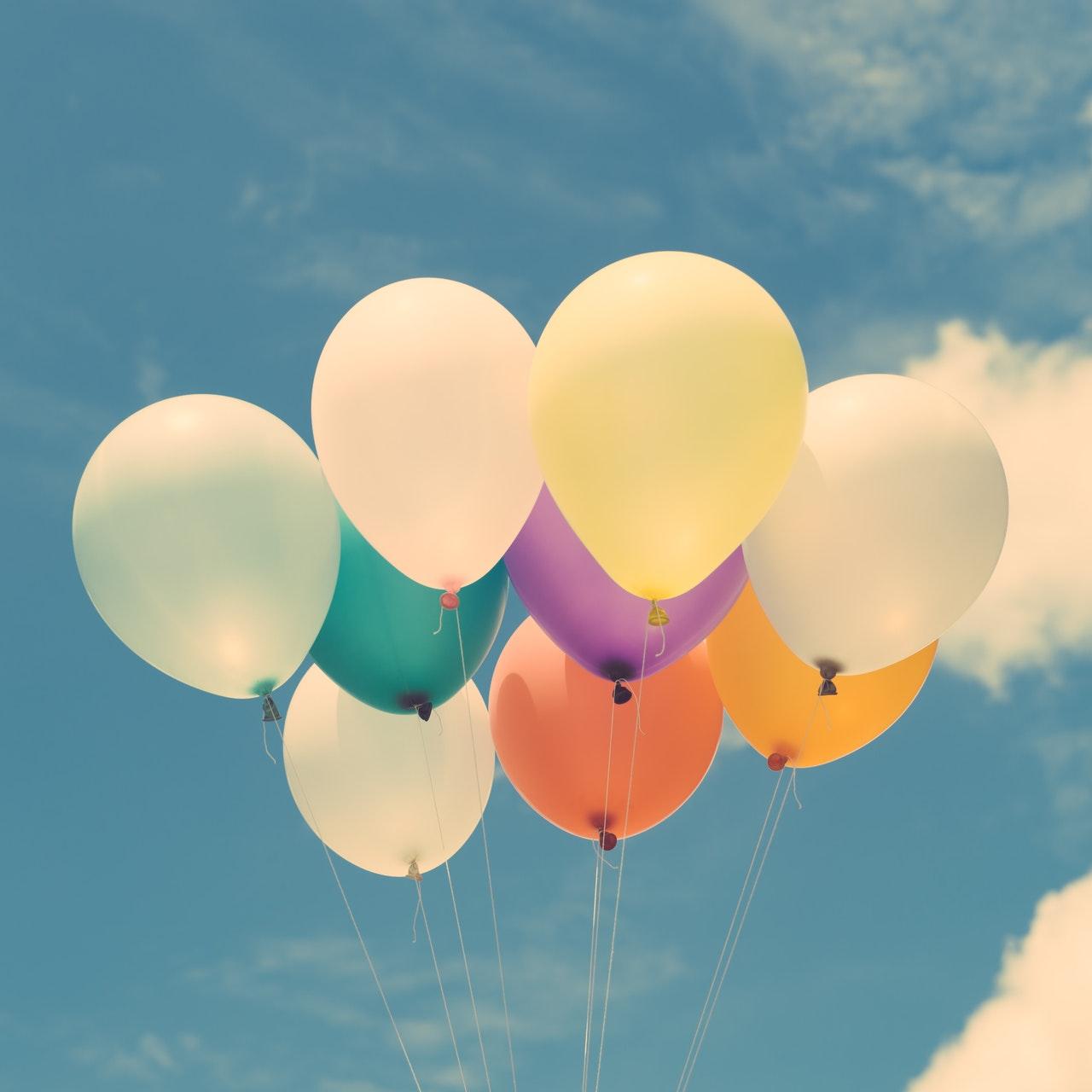 Skab sjov og glæde med en ballonmand